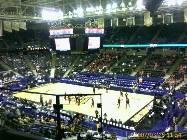 NCAA Regionals in Winston-Salem Baby!
