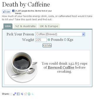 DeathByCaffeine